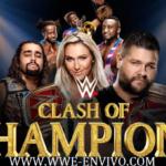 Ver Repeticion WWE Clash Of Champions 2016 En Español