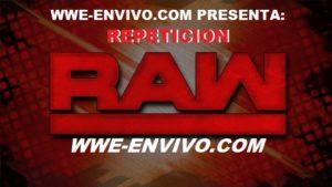 Ver Repeticion WWE Raw 19 De Diciembre De 2016 En Español