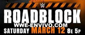 Ver WWE Roadblock 2016 En Vivo En Español