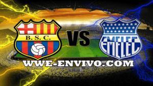 Ver Barcelona SC VS Emelec En Vivo 8 De Noviembre 2017 Campeonato Ecuatoriano