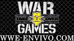 Ver Repeticion WWE NXT Takeover WarGames 2017 En Español