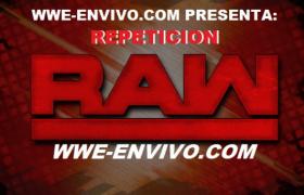 Ver Repeticion WWE Raw 22 De Octubre De 2018 En Español