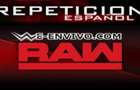 Ver Repeticion WWE Raw 20 De Mayo De 2019 En Español