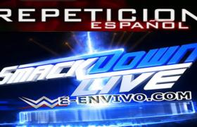 Ver Repeticion WWE Smackdown 27 De Noviembre 2018 En Español