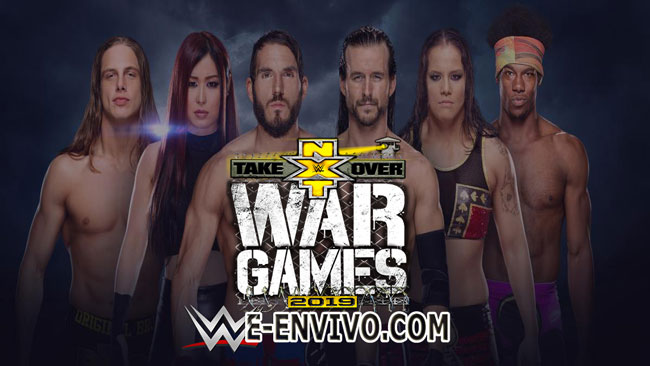 Ver Repeticion WWE NXT Takeover War Games 2019 En Español