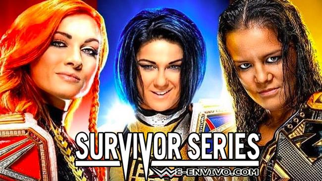 WWE Survivor Series 2019 En Vivo Online Gratis